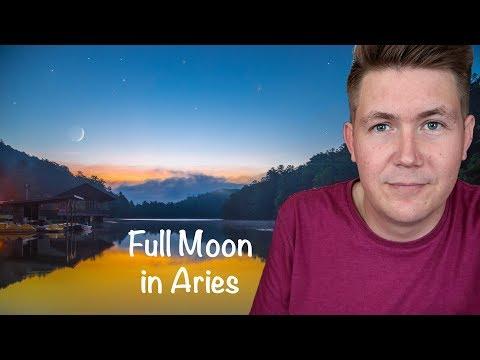Full Moon in Aries 25 September 2018 | Gregory Scott Astrology Mp3