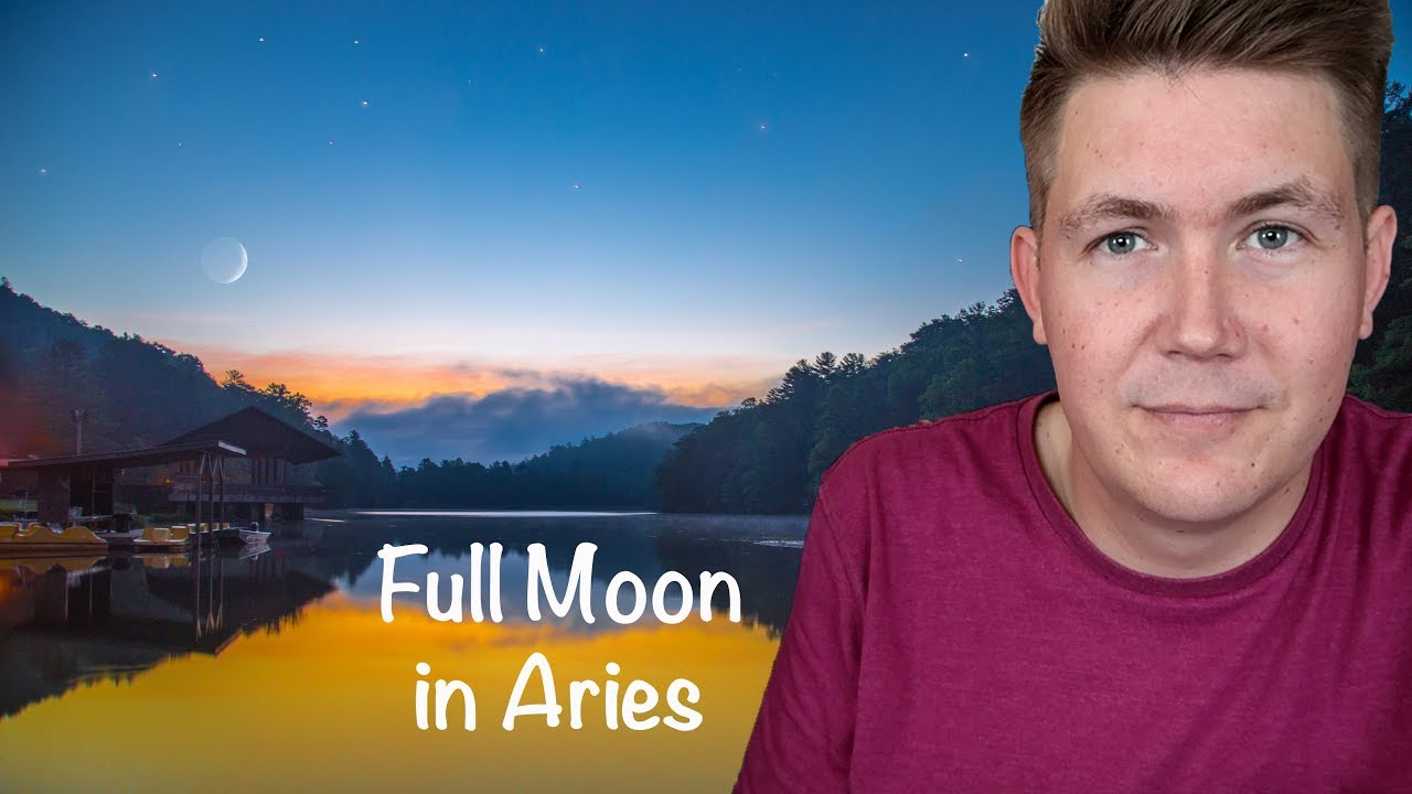 September 25, 2018 Full Moon in Aries. Tips on where to take action 32
