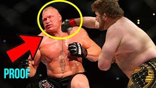 When Fat Guys Destroy MMA Fighters (Muscle Don't Matter in UFC)