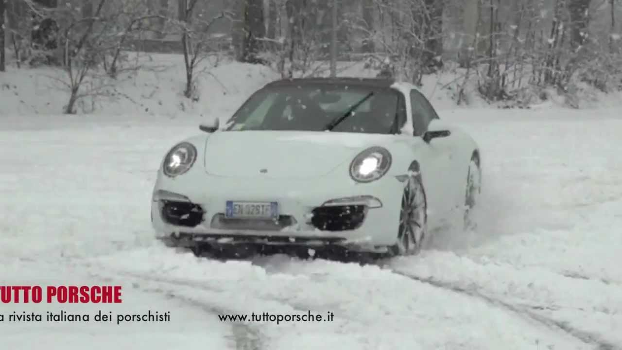porsche 911 carrera 4 dancing on ice youtube. Black Bedroom Furniture Sets. Home Design Ideas