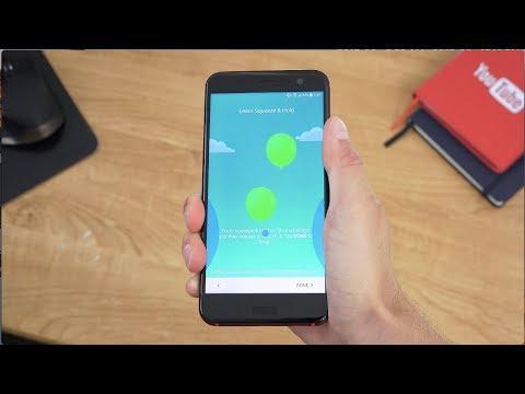 HTC U11 Impressions!
