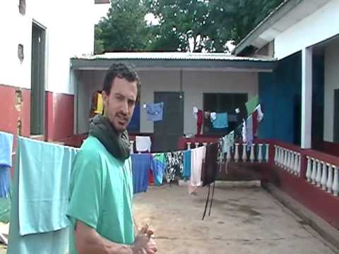 The Jesse Rohde Foundation in Oworobong  Ghana- Clinic 2010- Part 1 of 2