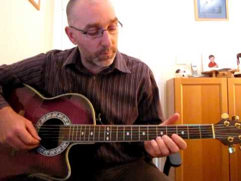 Ill Be Your Mirror Lou Reed Vu Lesson Youtube