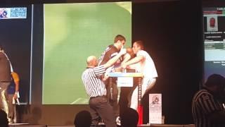 World armwrestling championships Malaysia 2015