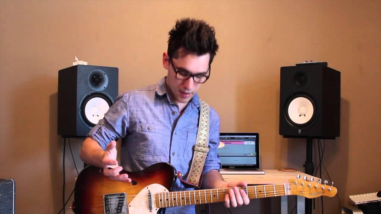 Hillsong cornerstone (lead guitar tutorial) youtube.