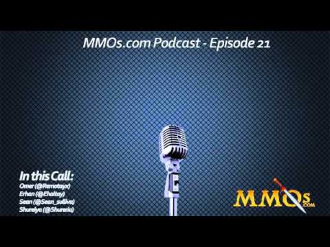 MMOs.com Podcast - Episode 21