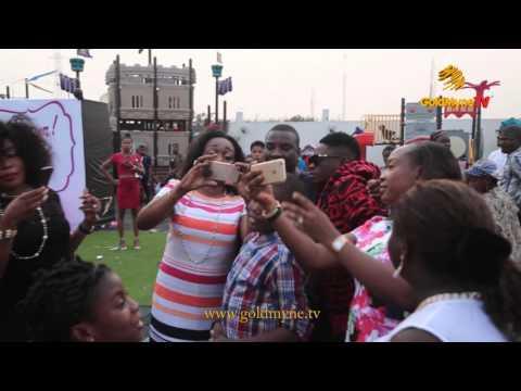 PATORANKING, LIL KESH GOT EVERYONE DANCING AT K1'S DAUGHTERS' BIRTHDAY PARTY (FULL VIDEO)