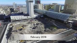 Chronology of 18 Fremont Site Demolition