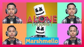 Download lagu MARSHMELLO - ALONE (acapella cover)