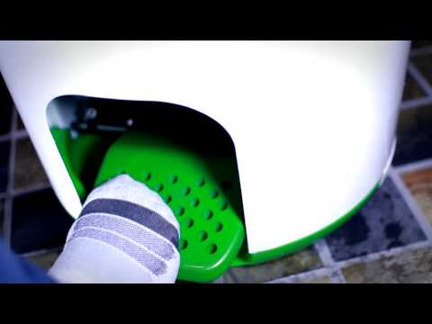 The Drumi Off Grid Foot Powered Washer | YiREGO