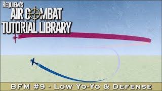 BFM Lesson #9 - Low Yo Yo and Defense