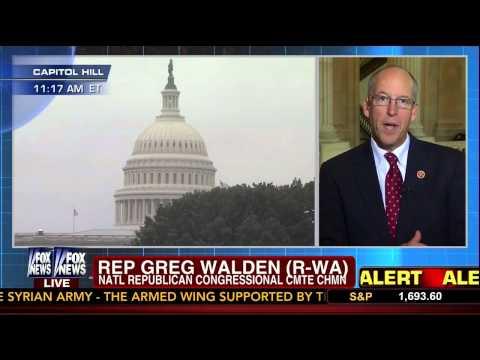 Greg Walden on Fox's Happening Now