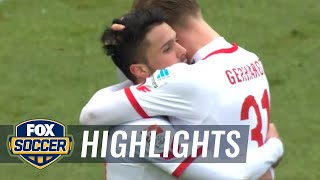Video Gol Pertandingan Hannover 96 vs FC Koln
