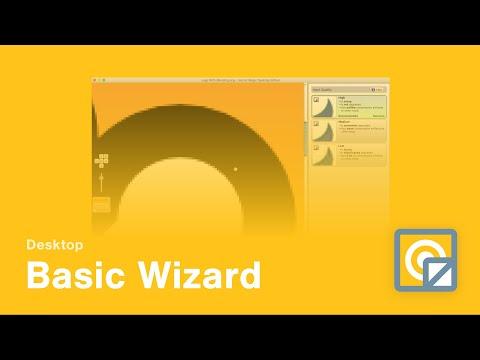 Desktop Basic Wizard