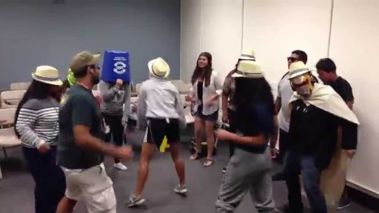 Palomar College Upward Bound SRC 2013 with Dance Party - YouTube