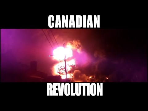 CANADIAN REVOLUTION (From Sea To Shining Sea)