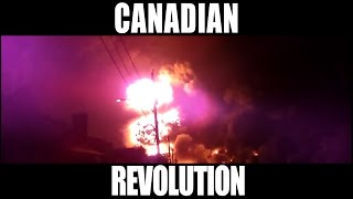 CANADIAN REVOLUTION 2015 (From Sea To Shining Sea) - Clean Version