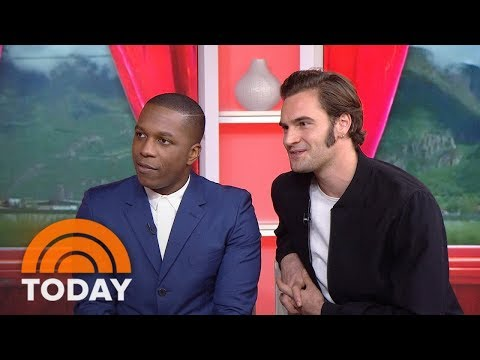 Leslie Odom Jr. And Tom Bateman On Their New Movie 'Murder On The Orient Express' | TODAY