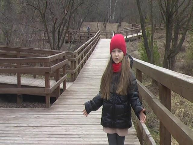 Изображение предпросмотра прочтения – АнастасияАлександровна читает произведение «Уходи зима седая!» А.Н.Майкова