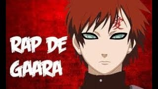 Rap de Gaara (NARUTO) || FrikiDub || CriCri :D (LEER DESCRIPCION)