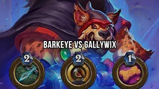 The Dalaran Heist - Barkeye vs. Gallywix
