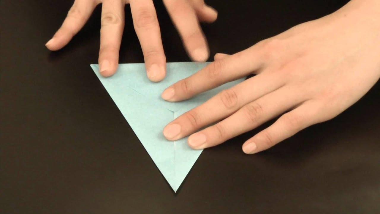 すべての折り紙 折り紙 ひな人形 : おりがみ/ひな人形 - YouTube