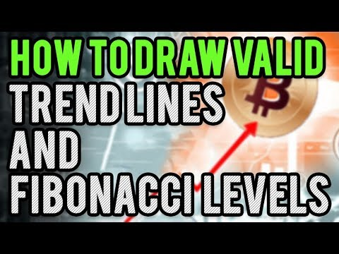 How to Draw Valid Perfect Fibonacci Retracement & Trend Lines