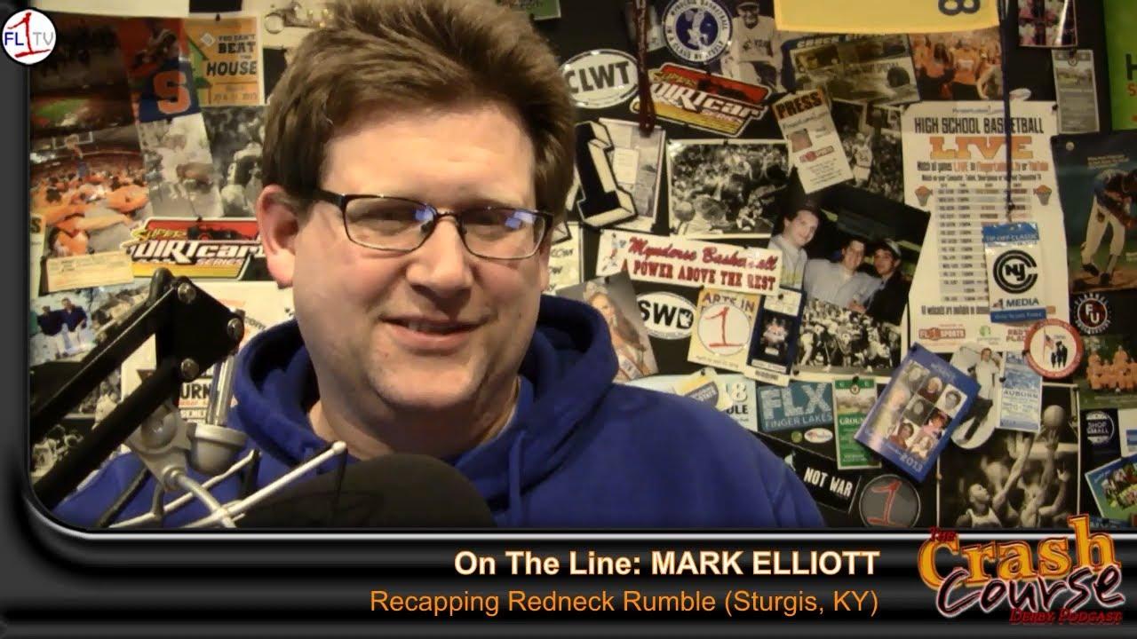 Mark Elliott, Billy Monroe, Mosloski & Thomas ..::..Crash Course Podcast #306