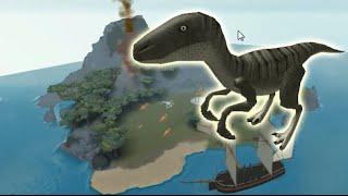 Roblox เกาะไดโนเสาร์ ยุคจูราสสิค , [พากย์โดยพี่อู๊ด]