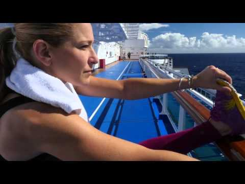 Cat Greenleaf's First Cruise: Ship Shape | Princess Cruises