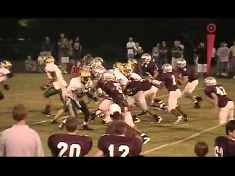 Eli Flecha #72 Class of 2011 Orlando Lutheran Academy Highlights (Rough Draft)