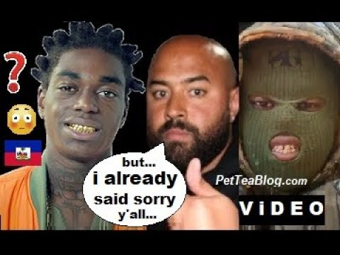Kodak Black Afraid of Real Haitians thinks they will EAT him! Ebro Apologizes After HE WALKED out ❌