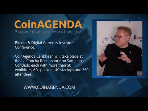 CoinAgenda Caribbean | Bitcoin & Digital Currency Investors Conference | Puerto Rico March 17 -19