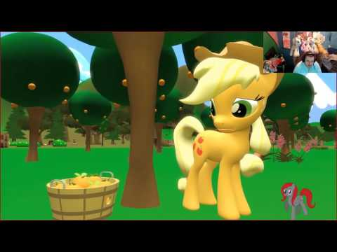 Reaction Applejack s Orange Farm