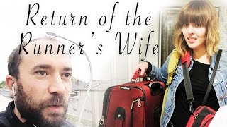Return Of A Runner's Wife: A Story Of Running, Wife, & Returning