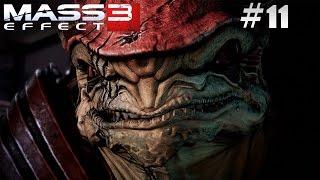 MASS EFFECT 3 | Wir verhandeln mit den Kroganern #11 [Deutsch/HD]