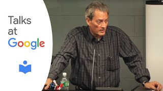 Paul Auster | Talks at Google