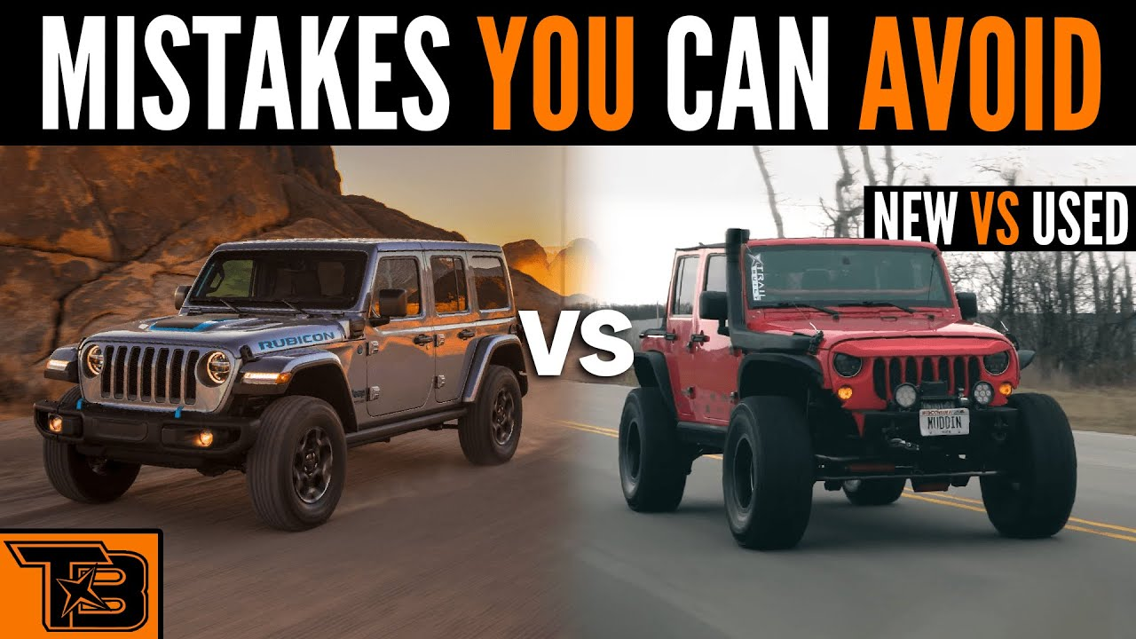 Should You Buy New or Used?