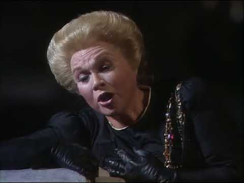 Divine Marilyn Horne floods a Gorgeous Baroque aria with endless Trills