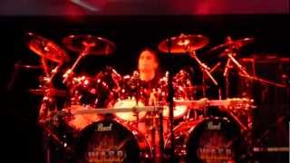 Drumsolo by Mike Dupke ( W.A.S.P. )  [Full HD]