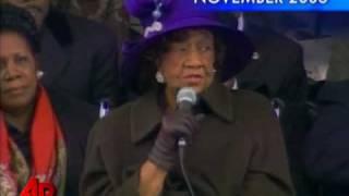 Dorothy Height, Civil Rights Leader, Dies