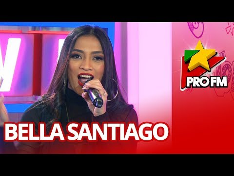 Bella Santiago - Army of love | ProFM LIVE Session