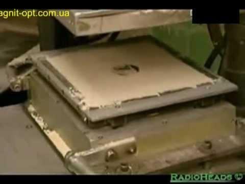 Остановка Газового Счетчика Неодимовым Магнитом! - YouTube