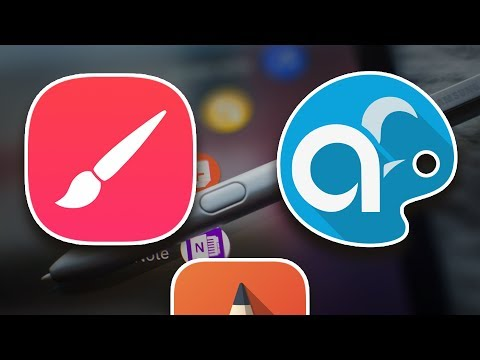 Best On Android: ArtFlow Vs Infinite Painter