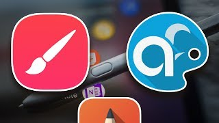 Best For Drawing On Android: Artflow Vs Infinite Painter