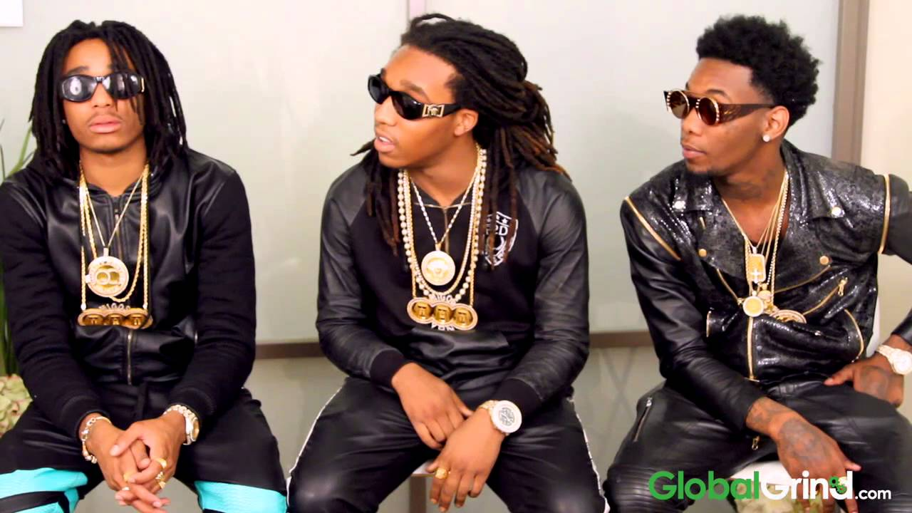 Migos Address Their Beef With Chief Keef - YouTube