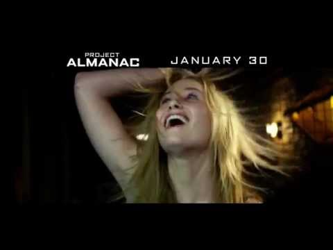 Project Almanac Movie - Rules Grid