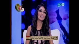 ذكرى نصر أكتوبر | والد سالي عبد السلام يفاجئها على الهواء في ذكرى نصر 73..شاهد ماذا قال