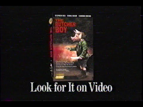 The Butcher Boy 1997  VHS Capture