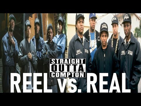 Straight Outta Compton (2015) Cast: Movie Vs. Real Life ★2019★